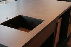 Zwart Graniet Mat (fijn)